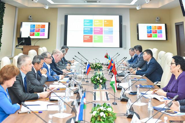 В НИТУ «МИСиС» обсудили сотрудничество стран СНГ